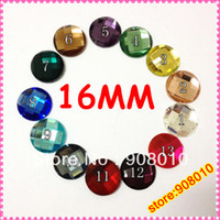 faceted glass stones - 200pcs mm Round Faceted Crystal Glass Flatback Fancy Stones Glass beads for jewelry making