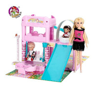 Wholesale High Quality Lelia Vinyl Dolls Kids Educational Amusement Park Set Best Gifts For Children