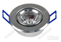 Wholesale HOT X W LED Ceiling Light Down Recessed Lamp Warm White V V