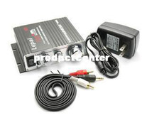 Cheap 700W 12V Mini Hi Fi Stereo Digital Amplifier MP3 iPod Home Power Audio Cable
