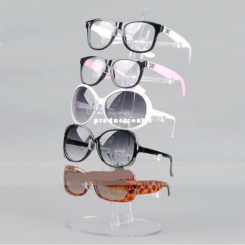 2017 Clear Jewelry Eyeglasses Sunglasses Glasses Holder ...