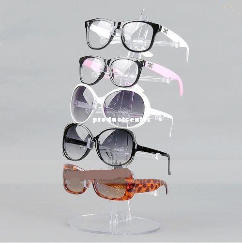 Eyeglasses Frame Holder : 2017 Clear Jewelry Eyeglasses Sunglasses Glasses Holder ...