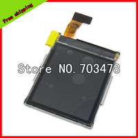 Wholesale Brand new mobile phone LCD for Nokia N80 E60 E70lcd display