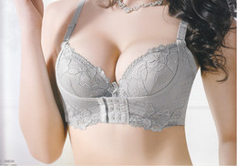 Wholesale The anterior cingulate water bag bra lingerie pull up your breast NB