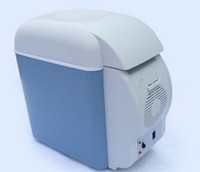 12V used refrigerators - DHL Hot and cold dual use car refrigerator mini refrigerator L A0029