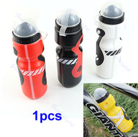 Wholesale Portable Outdoor Bike Bicycle Cycling ML Sports Drink Jug Water Bottle Colo