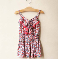 2013 Girl's Dress Floral Lovely Harness Dress Children Fashi...