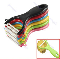 Wholesale Kitchen Ultra Sharp Ceramic Cutlery Vegetable Fruit Peeler Paring Knife