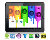 9.7 inch onda vi40 - Original quot inch Onda Vi40 Ultimate Android Tablet PC GHz GB DDR3 GB DHL Free Shiping