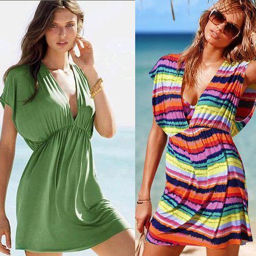 Buy New women's clothing quality women's Bohemian beach wiping a