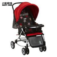 Wholesale Crong dharmakara baby car of tuha canopy la503h full multifunctional belt cradle chair baby stroller pram four wheel