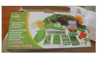 Wholesale Nicer Dicer Plus Fruit Chopper Slicer Vegetable Shredder