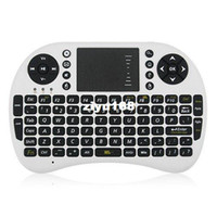 2.4Ghz Wireless best media desktop - Best Low Price G Wireless Mini Keyboad With Touchpad Multi media Key For Android Mini PC Set