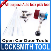 Wholesale All purpose auto lock pick tool amp Open Car Door Tools amp locksmith tools
