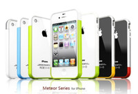 Wholesale w Tracking Spigen SGP Linear EX PC Series Bumper Case iPhone5 mix
