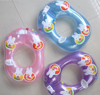 Wholesale EMS to AUS Baby Swimming Ring Adjustable trainer Neck J