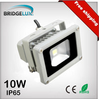 Wholesale 10W lm IP65 Waterproof AC85 V Outdoor Wall Washer Aluminum Bridgelux LED Flood Light Lamp