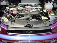 Wholesale Carbon Fiber Cooling Plate Panel for Subaru Impreza WRX STi