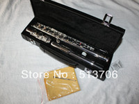 Wholesale Music Instrument Flute YFL S Advanced Flute with case
