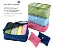 Nylon Clothing Eco Friendly Free Shipping Monopoly Women Brand Waterproof Travel Storage Bag Oraganizer 380pcs lots