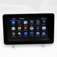 Wholesale 25 piece quot Allwinner A13 Android Tablet PC GHz GB Capacitive Screen Dual Camera support MID