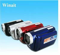 Wholesale Winait DV139 video digital camera Max MP quot TFT LCD LED Flash Light camcorder blu