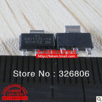 Wholesale Free Shopping the new original AS1117L TR LF chip integrated circuit IC