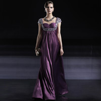 Cheap Reference Images Maternity Evening Dresses Best Sweetheart Elastic Satin formal dress