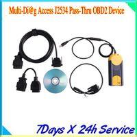 Multi Diag, Multidiag, Multi diag Access J2534 ECU Programmer ...