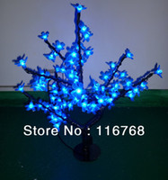 Wholesale 2013 NEW cm Mini LED tree light cherry blossom lights for home amp garden decoration