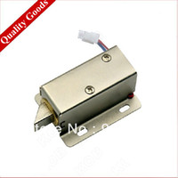 Wholesale DC V Mini Electric Bolt Lock for Cabinet Drawer