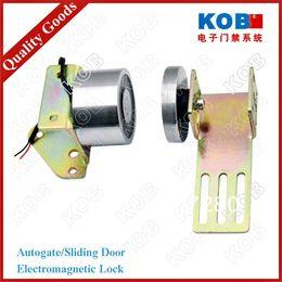 Wholesale KOB Auto Gate Electromagnetic Lock Sliding Door Electromagnetic Lock