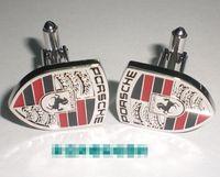 Wholesale car emblem car mark silver color Shirt cuff Cuff Cufflinks cuff links supplies for men s gift