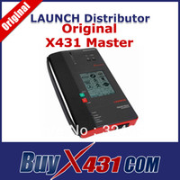 Wholesale Original Launch X431 Master Professional Auto Diagnostic Scanner Official Update Online X Scan Tool DHL Free