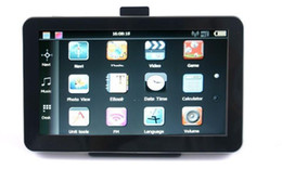 Wholesale Best sales RAM G inch touch screen GPS Navigation