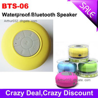 Wholesale BTS Waterproof Bluetooth Mini Speaker Phone Call Speaker for iPhone S S Laptop Android