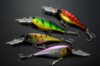 Wholesale FISHING CRANKBAITS LURES HOOK BASS g cm
