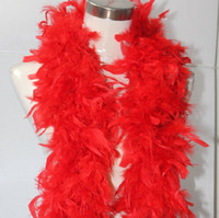 Wholesale hot new fire feather feather feather scarf scarf stage wedding Shawls feather