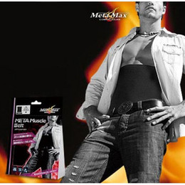 Wholesale Men waistbelt Meta Muscle Belt for Men Body Shaper Corset Belt