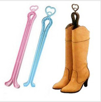 Wholesale 35CM Extra Long Boots Support Stop Boots Fall Down Boots Stand Stopper Shoe Trees mix order