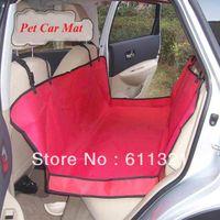 Wholesale Waterproof Oxford Pet Hammock Car Seat Cover Mat Dog Cushion x53inch