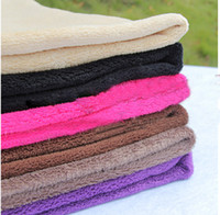Wholesale Brand New High Quality Soft Deluxe Pet Puppy Dog Warm Cover Mat Coral Fleece Thermal Blanket T9138