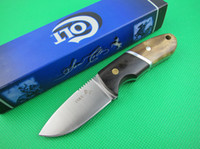 Wholesale Excellent OEM Colt outdoor camping fixed blade knife survival knife S S blade HRC best gift