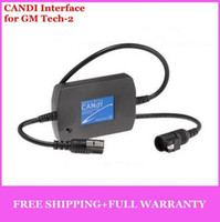 Wholesale CANDI Interface for GM TECH2 Tech Flash CAN Diagnostic Interface Module