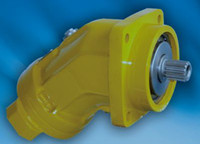 Wholesale china made rexroth A2FM hydraulic bent motor