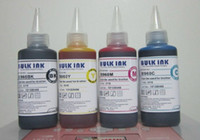 Wholesale 100ML Top quality colors refill ink CISS ink for Brother LC75 LC40 LC39 LC38 all series printer