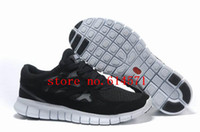 Wholesale barefoot Tow generations of men end women shoes running shoes single network hollow sp