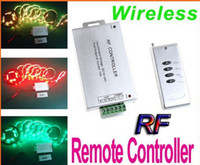 Wholesale x5M M Waterproof RGB Led Light Strip RF Controller V A Power Supply RGB Amplifier Cable