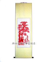 Wholesale Chinese paper cut Arts and Handicrafts