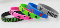 Wholesale Hot Sale Game Board Creeper JJ Novelty Silicone Bracelet Boy Girl Outdoor Sports Baseball Wristbands